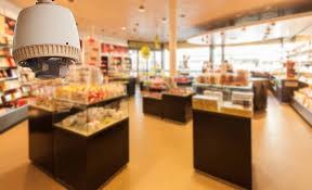 Alarmes e cameras de monitoramento