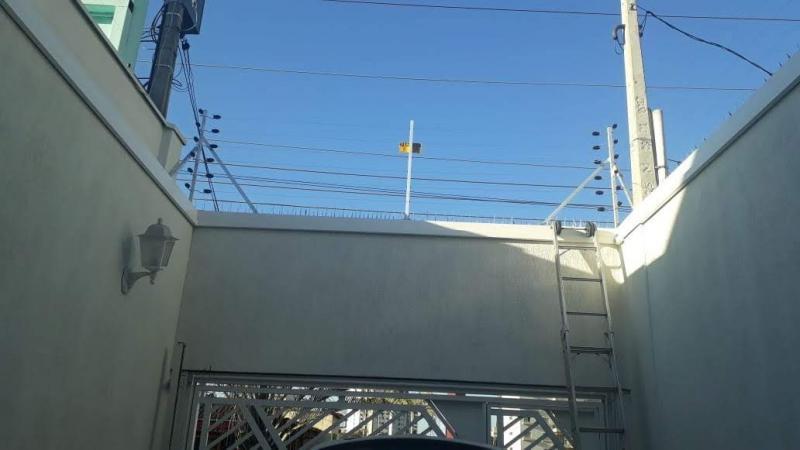 Cerca eletrica preço por metro