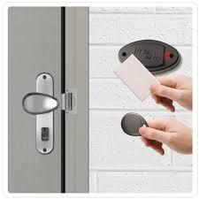 Controle de acesso fechadura eletrica