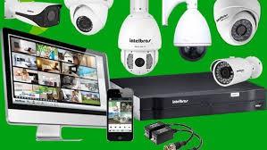 Sistema de cameras de segurança para condominios