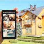 Sistema de alarme de segurança residencial