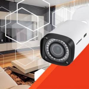 Alarmes e cameras de segurança